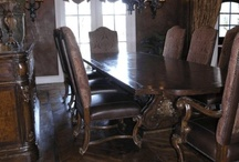 Formal Dining Room / by Sherine Candido