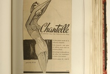 Chantelle through time / We've been passionate about creating the finest French lingerie in the world since 1876. / by Chantelle Lingerie