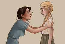 Prim and Rue / by Melanie Foreverdeen ♪┏(・o・)┛♪ (Walker/Fabulous rp) #WeLoveYouSoMuchIsabell #StayStrongPinners