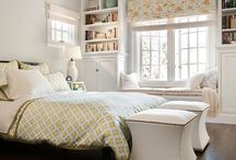 Master bedroom ideas / by Christine Kim Medvitz