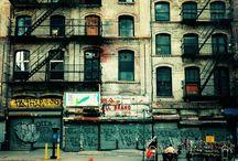New York City / by Erika Halstead