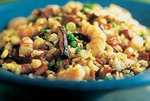 Oriental Recipes / by Myra Richins
