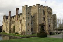 Architecture | Castles in Great Britain / by Merry