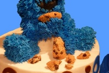 Cookie monster(: / by Amber Tressler