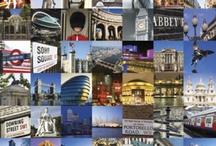 """LoNdOn / UK / UK isn't just London, it's full of beautiful places. However, London IS one of the greatest cities in the world! El Reino Unido no sólo es Londres, está lleno de lugares preciosos. No obstante, Londres ES una de las ciudades más """"grande"""" del mundo! / by Bibiana Santiso"""