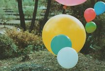 balloons / by Jamie McLaughlin