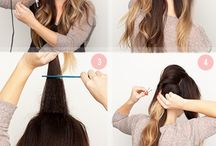 hair and stuff / by Diana Reedae