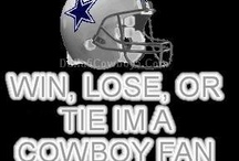 My Dallas Cowboys / by Pat Christie