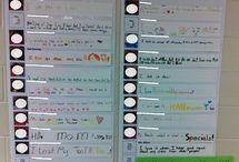 School Stuff / Lesson plans, organization/management ideas, charts, etc. / by Penni Barachkov