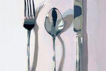 Kitchen art / by Elsa Varmandar