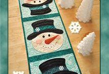 Snowmen / by Tammy Mortimore Petrou