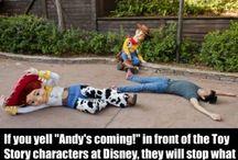 Disney  / by Sarah Knapp