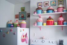 kitchen! / by Stacia Harper