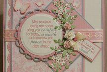 Sympathy Cards / by Lisa Mendoza