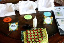 Baby Blick's Shower Ideas/Inspiration / by Becky Gibson