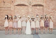 Pretty wedding ideas / by Kristin Pledger