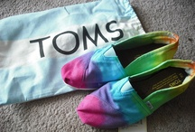 Toms / by Kendal Giacomini