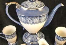 Teapots, Cups and Coffee Sets / by Sherri Myers Bursey
