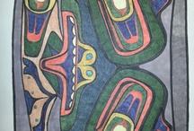 Pacific Northwest Native Art / Modern interpretations of traditional Native art of the Northwest. / by Richard Lawton