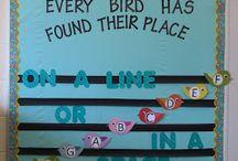 Bulletin boards / by Ashley Caldwell Brown
