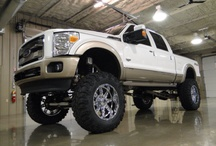 Dream trucks / by Landon Whatley