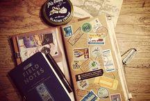 Notebooks / by Yvonne Kwok