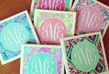 Monogram Me / by Kate Ford
