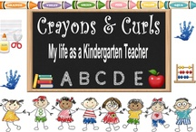 Kindergarten Blogs / by Melissa Gage