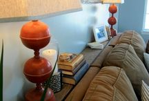Living room / by Taylor Lavage