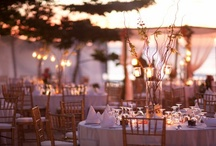 Tablescape inspiration! / by DestinationWeddings.com
