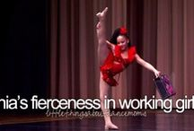 DANCE MOMS. / by Shelby