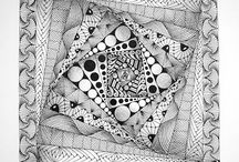 zentangles / by Joan Warren