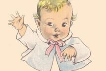 * vintage baby / by Debbie Brown