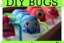 kid crafts for the summer / by Amanda Hofmann