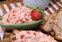 Recipes with Strawberries / Strawberries!  Strawberries!  Oh, my! / by Skelly's Farm Market