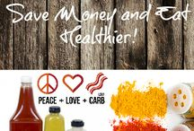 Condiments, spice blends, salad dressings, gravies & sauces / by Jan Stamm