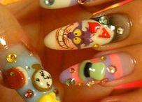 Beautiful Nails / by Shakira Addison
