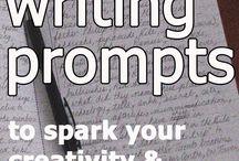 Writing / by Kaela Plant