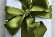 Wrapping Gifts / Tools, tricks, and ideas for wrapping gifts. / by Gourmet Gift Baskets.com