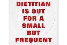 Dietitian / by Kerri Holmquist