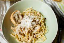Pasta / by Sandy Downhower