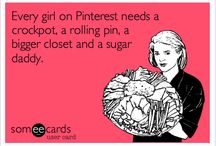 Pinterest Humor ♥ / by Becky Oleson