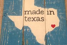 Texas, Great State / by Meagan Hinton-Waller