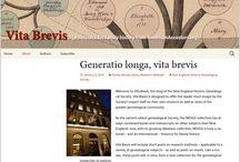 Member Society Spotlight / by Federation of Genealogical Societies