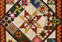 Quilts / by Elaine Harness Larabee