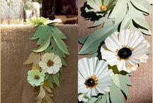 Art/Craft Ideas-Flowers / by Sandi Holmes