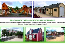 Showroom Locations / Best in Backyards showrooms are incredible!  As always, we encourage you to try before you buy.  All of our products are on display at every location, and our knowledge representatives are there to answer any questions you may have.  / by Best in Backyards