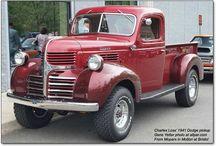 trucks/cars(: / by Heather Chambers