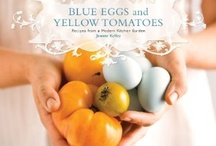 Cookbooks I love and USE... / by Ginger Bakos