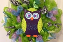 Owls / by Taylor Honeycutt